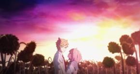 【境界の彼方】第10話 感想・・・オープニングから神演出。やっと全てが繋がり最終話に向けてラブストーリー開始か