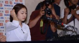 キム・ヨナ、ソチ五輪まで現役続行を発表
