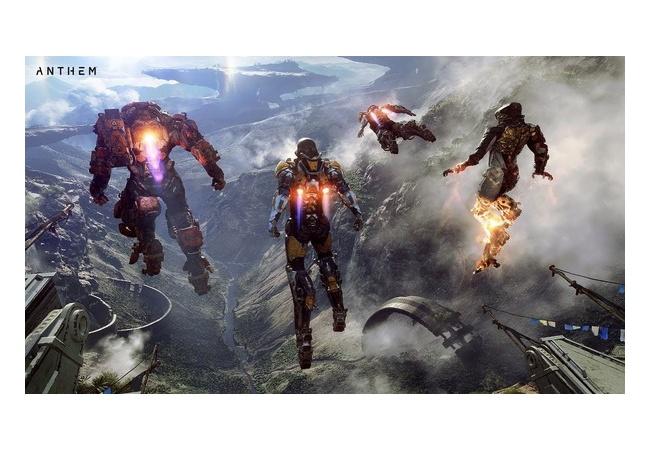 【朗報】EA超大作AAAゲーム『Anthem』、発売時点から「完成」されたゲームの提供を約束する