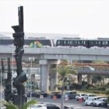 『空港Sky Train13分毎運転に戻る』の画像