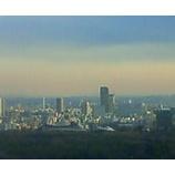 『高層ビルからの鮮やかな風景』の画像