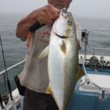 『7月21日 釣果 ジギング・キャスティング ヒラマサ!!』の画像