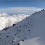 『【ニコ生配信】富士山で滑落した塩原徹さんのこと覚えてる?』の画像