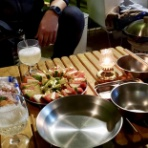 Simple life of KUNI-PAPA