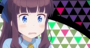 【NEW GAME!!】第4話 感想 人付き合いというか痴情のもつれ?【2期】