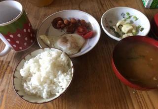 【画像】理想の朝食できたぞwww