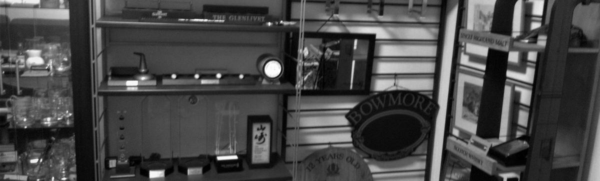 元酒屋ノベルスキーのウィスキーのノベルティコレクション-Whisky novelty goods collection- イメージ画像