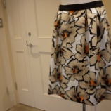 『DUALVIEW(デュアルヴュー)ボックスプリーツススカート』の画像