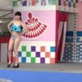 博多どんたく♡アイドル水着ファションショー 2017年5月4日 港本舞台