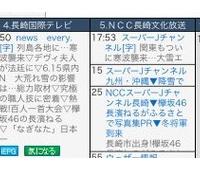 【欅坂46】長崎民放全局にねるって扱い凄いイイね!これを機にけやかけ放送もあればいいのにね