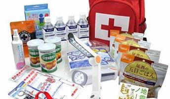 防災バッグに必要なものって何?東日本大震災で被災した人がいたら教えて欲しい