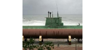 北朝鮮の潜水艦4隻が姿を消す…始まったか。