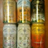 『軽井沢ビール飲み比べ』の画像