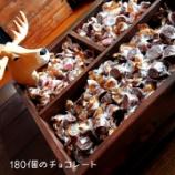 『180個のチョコレートに思う事』の画像