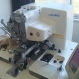 『JUKI AMB-289(根巻きボタン付けミシン)、JUKI TNU-243U(極厚物用本縫い半回転シャトル大釜総合送りミシン)などの使用説明!』の画像