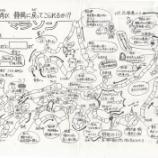 『持久走カード「日本一周面白カード」』の画像