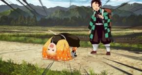 【鬼滅の刃】第11話 感想 うるさすぎる鬼殺隊剣士