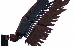 """レゴで""""翼""""を作ってみた!"""
