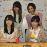 ラジオ新番組「SKE48&HKT48のアイアイトーク」発表会見にて、指原莉乃はAKB48ドラフトに触れ…