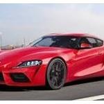 トヨタ、新型「スープラ」をデトロイトモーターショーで発表