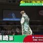 GHCヘビー級選手権者・潮崎豪 リングイン!!! #n120...