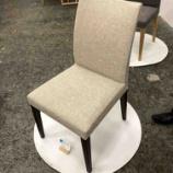 『【2018大阪日進木工展】コントラクト用の椅子』の画像