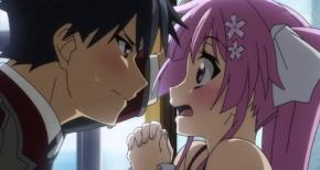 【ハンドレッド】第4話 感想 ピンク髪に恥じぬ見せたがりアイドル!