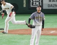 【阪神】高橋遥人 4回岡本に先制弾許すも5回まで1失点。
