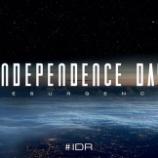 『20年ぶりの続編! 映画『インデペンデンス・デイ:リサージェンス』トレーラー!』の画像
