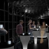『新丸ビルに「獺祭バー」期間限定で』の画像