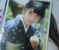 【欅坂46】BRODYかったらねるのポストカード入ってた!インタビューもかなり濃厚なのでオススメ!