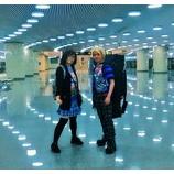 『COMICUP22 行ってきましたヾ(@^▽^@)ノ #mosaicwav #もざ旅』の画像
