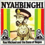 『Ras Michael And The Sons Of Negus「Nyahbinghi」』の画像