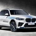 BMW、燃料電池を搭載した世界初の防弾装甲車を発表