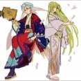 【FGO】和服のサーヴァの達イラスト!! 賢王&エルキドゥは尊すぎるな//////