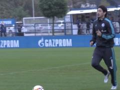 【動画】順調!シャルケ内田が屋外でボールを蹴った練習を開始!復帰は一月ごろ!?