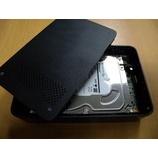 『Buffalo製 外付けハードディスク データ復旧作業』の画像