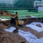 【中国】運動場の手抜き工事告発の教師が失踪、16年後に運動場の下から遺体発見! [海外]