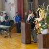 中部学童野球協議会の表彰式・総合閉会式