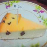 『nico(手作りケーキ屋さん)が夏休みに入りました』の画像