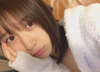 前髪を上手に切れた大島涼花ちゃん、かわいい