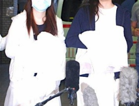 川栄李奈、入山杏奈が退院「ご心配をおかけしました」