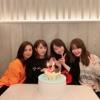 【朗報】峯岸みなみの誕生日パーティーに超豪華初期メンバーが大集合!
