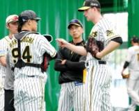 【阪神】ガンケル 虎の精密機械や!直球ストライク80%超え 矢野監督「すごい」