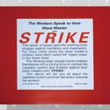 『Well Pack Band「The Workers Speak To Their Slave Masters With Strike」』の画像