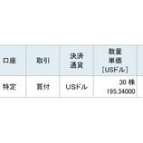 『【MCD】不人気優良株のマクドナルドを60万円分買い増したよ!』の画像