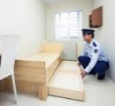 旭川 新しい刑務所が完成 すべて個室 ベッド・机・イス・洗面台・トイレ付き 受刑者の健康などに配慮