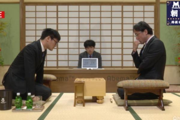 オープン 戦 朝日 杯 将棋