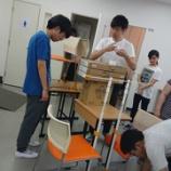 『【川崎】夏といえば!手作り流しそうめん!』の画像