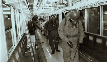 激動の1995年ヤヴァすぎだろ・・・・・阪神淡路大震災、地下鉄サリン事件